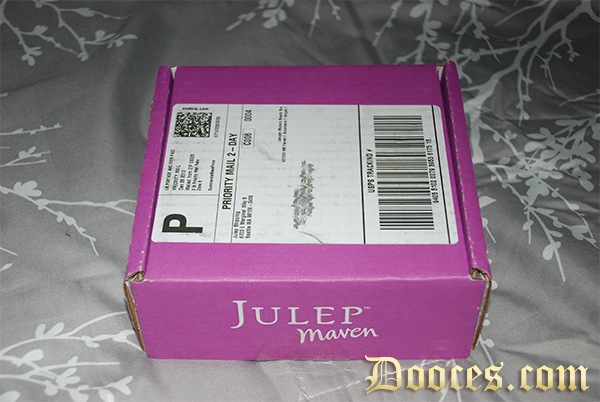 DoocesDotCom_January_Julep_box_1